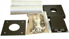 US Stove Fresh Air Kit for Corn and Pellet Stoves
