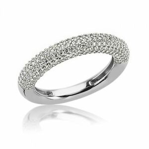 Damenring 925 Sterling Silber Zirkonia Ring Damen Verlobungsring Schmuck Jewelry & Watches Jewelry & Watches