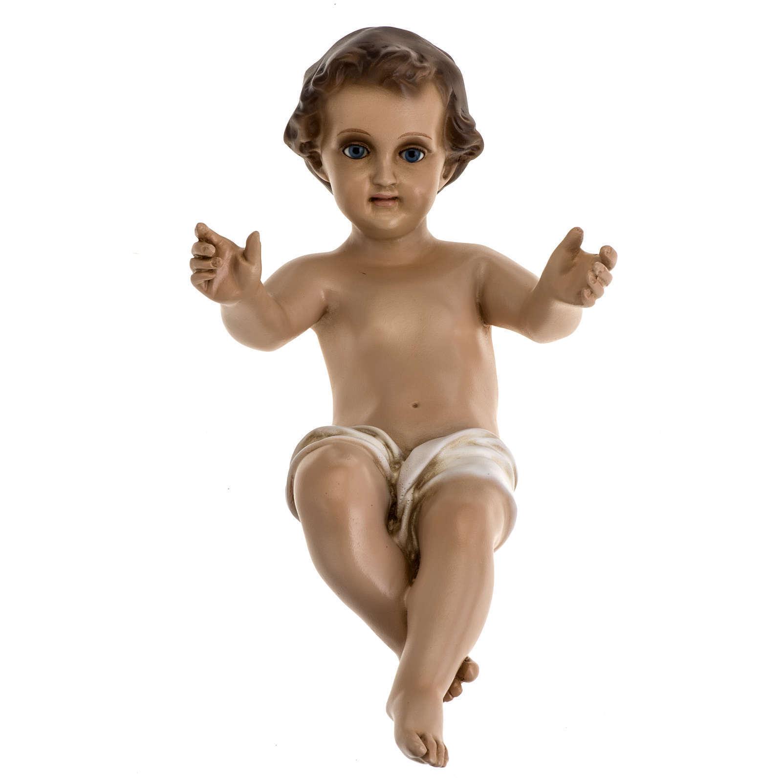 Enfant Jésus 33 cm résine Landi