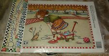 Daisy Kingdom A Little Bird Told Me Iron-On Transfer Mary Engelbreit 6506  New