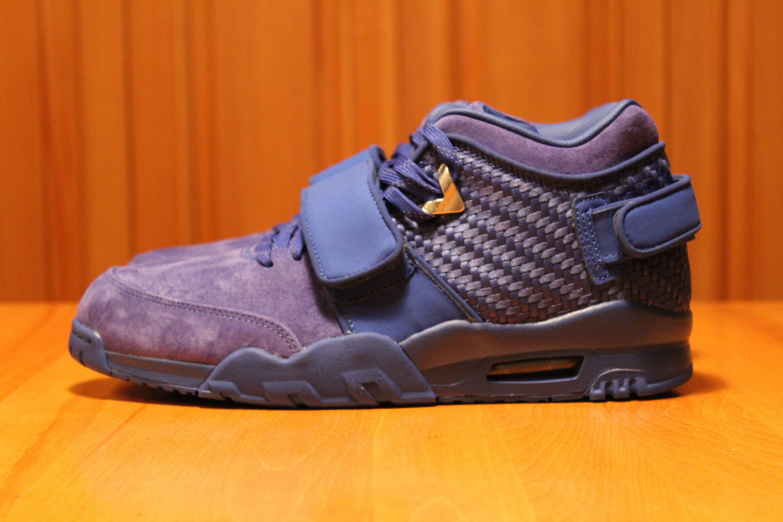Mens Nike Sz Air Cruz Rush Blue Shoes Sz Nike 10 DS b8ec49