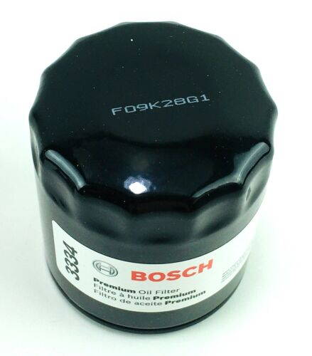 New Genuine Bosch 3334 Premium Spin-On Engine Oil Filter Fast Free Shipping
