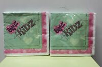 2-set Bratz Kidz Beverage Napkins Small Paper Birthday Girls Cocktail Child