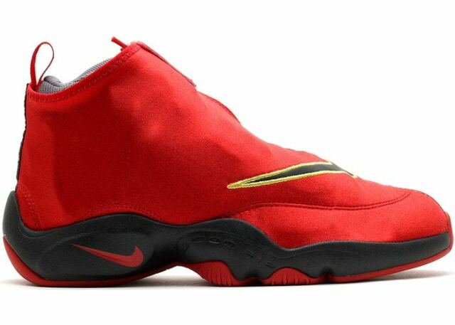 online for sale new product best place Nike Air Zoom Flight The Glove Miami Heat Gary Payton Red