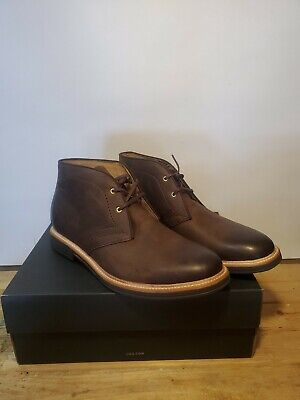 UGG DAGMANN LEATHER GRIZZLY WATERPROOF