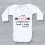 Our First Fathers Day 2019 Personalised Father/'s Day Baby Vest Girls Baby Grow