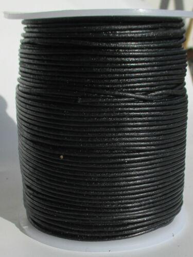 20 /& 50 Meter Lederband Rind-Lederband 4 // 5 // 7 mm 3-6 Farben .1-5 Meter 10