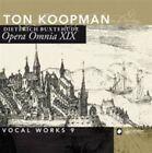 Buxtehude: Opera Omnia XIX (CD, Aug-2014, Challenge Classics)