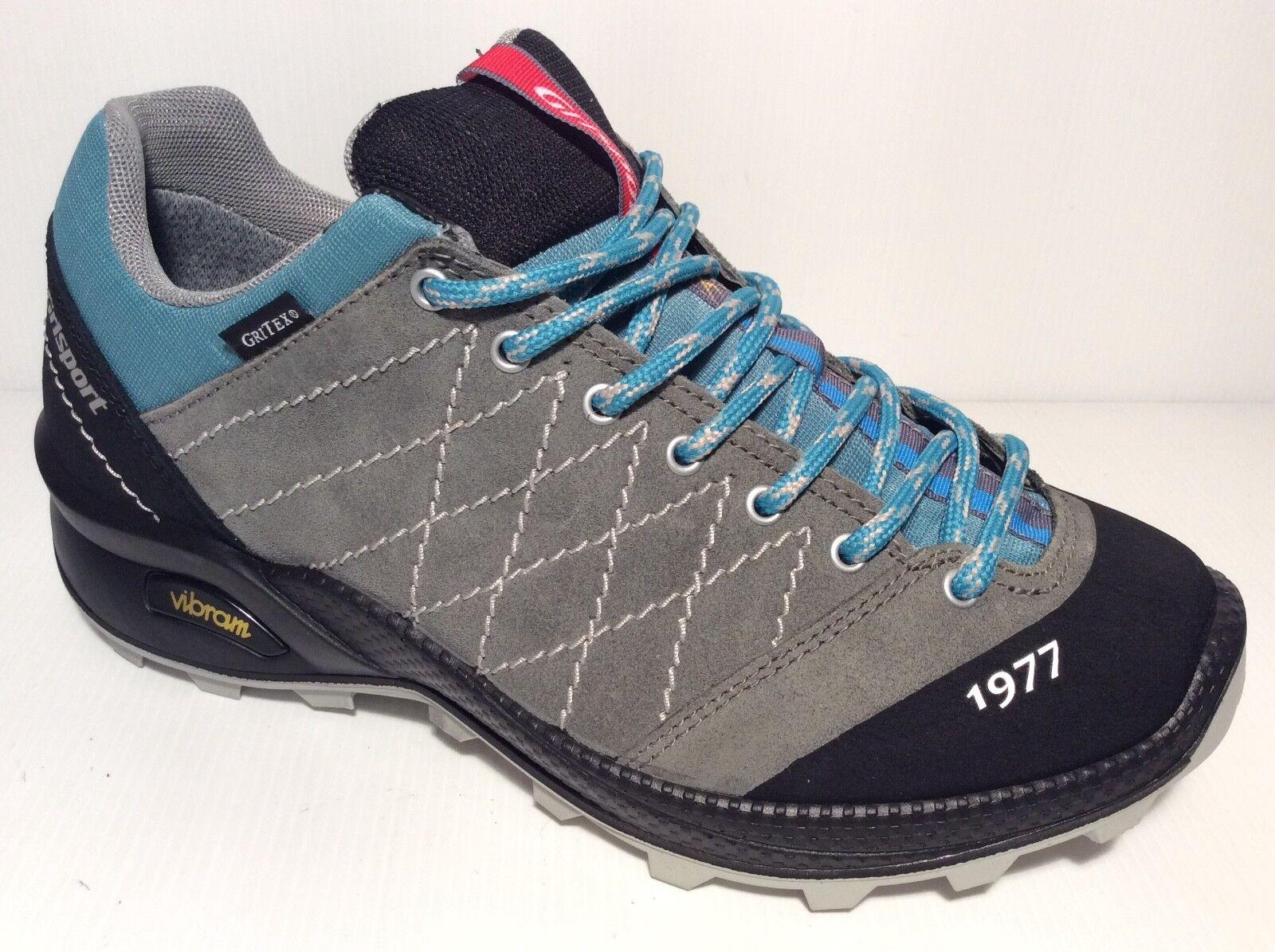 Los últimos zapatos de descuento para hombres y mujeres SCARPA GRISPORT TREKKING MADE IN ITALY SUOLA VIBRAM ART.13133 col tundra