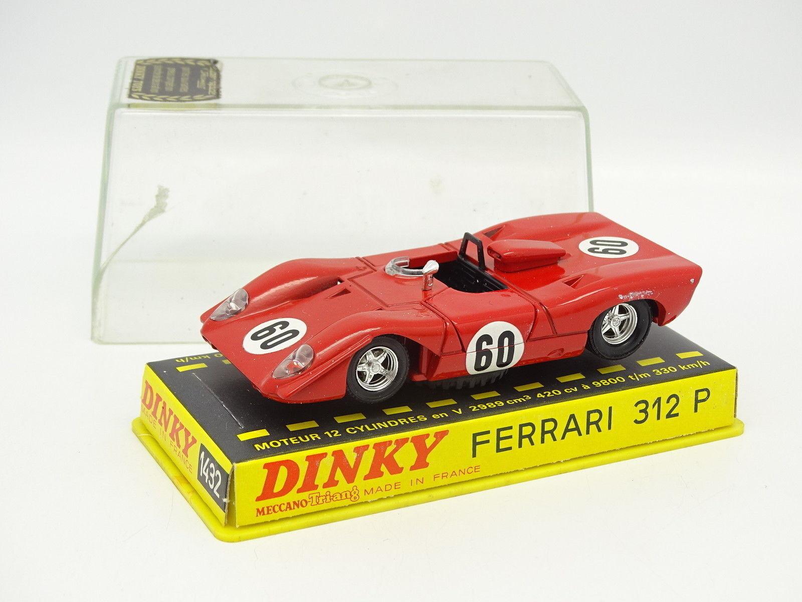 Dinky Toys France 1 43 - Ferrari 312 P 1432