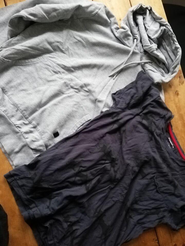 Hættetrøje, t-shirt, hoodie