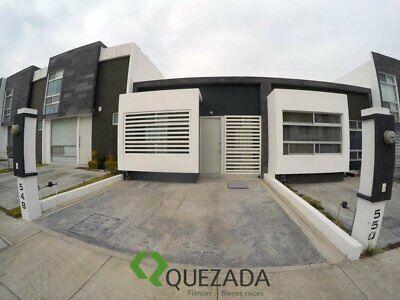 Casa en renta una planta en Aguascalientes, zona poniente, Bosque Sereno