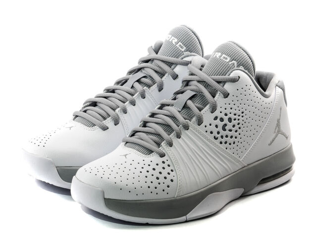 830e27dc76fc25 Nike Air Jordan 5 Am 807546-100 White wolf Grey UK 6 Eu40 for sale ...