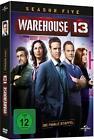 Warehouse 13 - Staffel 5 (2015)