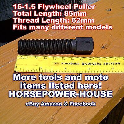 CB360  FLYWHEEL REMOVAL TOOL MAGNETO ROTOR PULLER 70s  CB175 CB350 60s