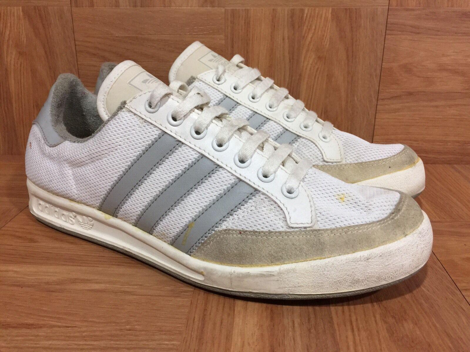 Vintage Adidas Athletic Shoes Men's Size 10 Court Lendl Lendl Lendl Edberg 80's Stan Smith ea5c60