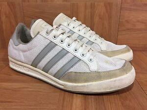 quality design f3a9d fc197 La foto se está cargando Vintage-Adidas-zapatos -atleticos-para-hombres-talla-10-