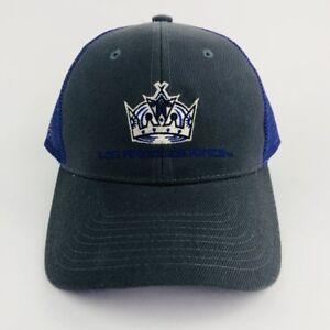 0875a4d3c79 Los Angeles Kings LA Kings NHL Hockey Trucker Hat Cap Snapback