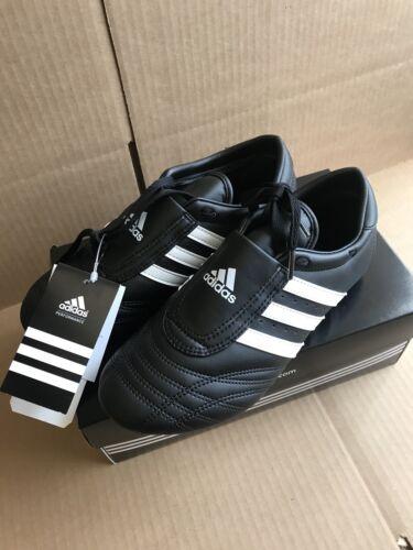 4d379d82e34 8 of 12 New Adidas SM 2 Taekwondo Karate MMA Hapkido Martial Arts Indoor  Shoes BLACK