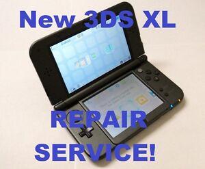 as is broken nintendo new 3ds xl 2015 model system fix repair
