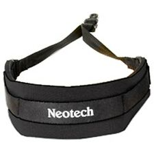 SAXOPHONE SLING  Neotech  Soft SAX STRAP  Black XL. X Long
