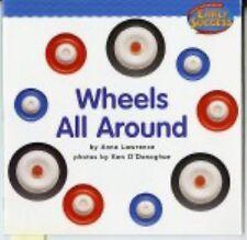 Houghton Mifflin Early Success: Wheels All Around HOUGHTON MIFFLIN Paperback