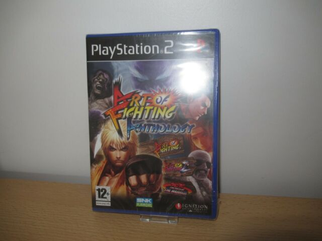 Art Of Fighting Anthology Sony Playstation 2 2007 For Sale Online Ebay