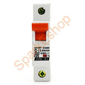 Miniature-Circuit-Breaker-1-Pole-25A-6kA-MCB-2-50-per-MCB-Aust-Approved