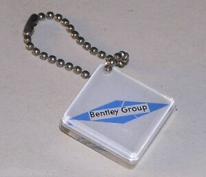 Ancien-PORTE-CLES-marque-BENTLEY-Group