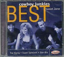 Cowboy Junkies Sweet Jane  (Best of) Zounds CD Neu OVP Sealed