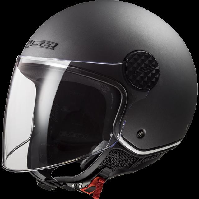 Casco LS2 Helmet Sphere Lux OF558 - Matt Titanium