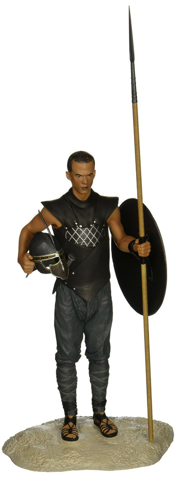Grau Worm Unsullied Jacob Anderson Action Figur Game Of Thrones Dark Horse