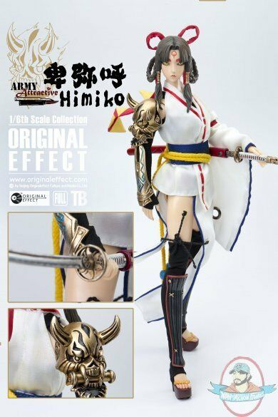 1/6 Scale Army Attractive Volume 12 Himiko Original Effect