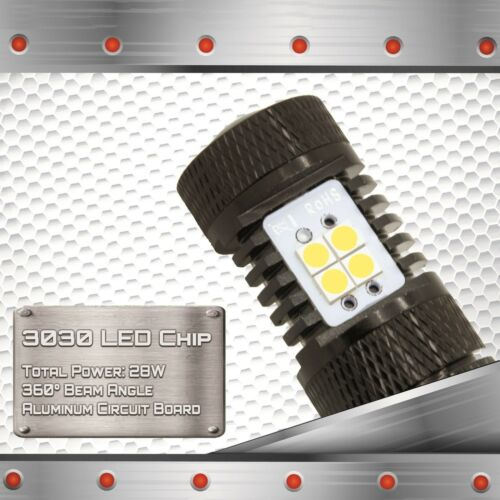 NEW 56W 3000LM Total 14-LED 3030 Chipset Projector 360 White 6K 9005 HB3 C