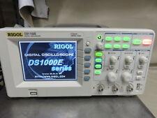 Rigol DS1102e ds1000e series 100 mhz oscilloscope barely used