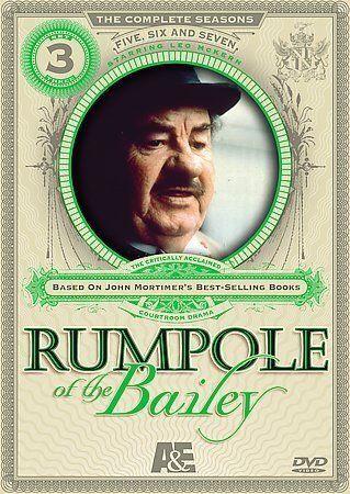 Rumpole of the Bailey, Set 3 - The Complete Seasons 5, 6 & 7