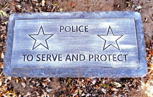 """Concrete bench top mold Police 3//16th/"""" plastic  31/"""" x 14/"""" x 2.5/"""" thick"""