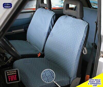 P.5381 Set coprisedili auto su misura per Fiat Panda II 2003-2012 classic
