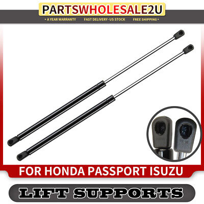 2pc Back Glass Lift Support Struts for Jeep Grand Cherokee 1995-1998 Gas dl