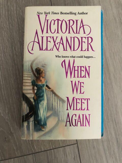When We Meet Again von Victoria Alexander (2005, Taschenbuch)