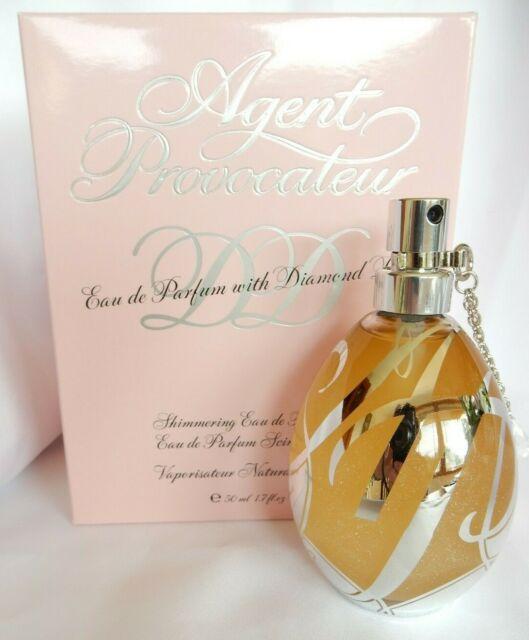 DIAMOND DUST Agent Provocateur 50ml Eau De Parfum EDP Spray Womens Perfume NEW