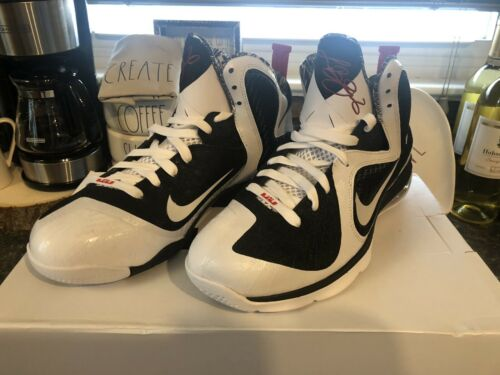 o Ix Dead 11 Blanco Tama 9 Stock 469764 Lebron Negro Nike Freegums 101 qA0Ba