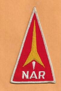 Details about NATIONAL ASSOCIATION OF ROCKETRY SPACE PATCH 4 3/4