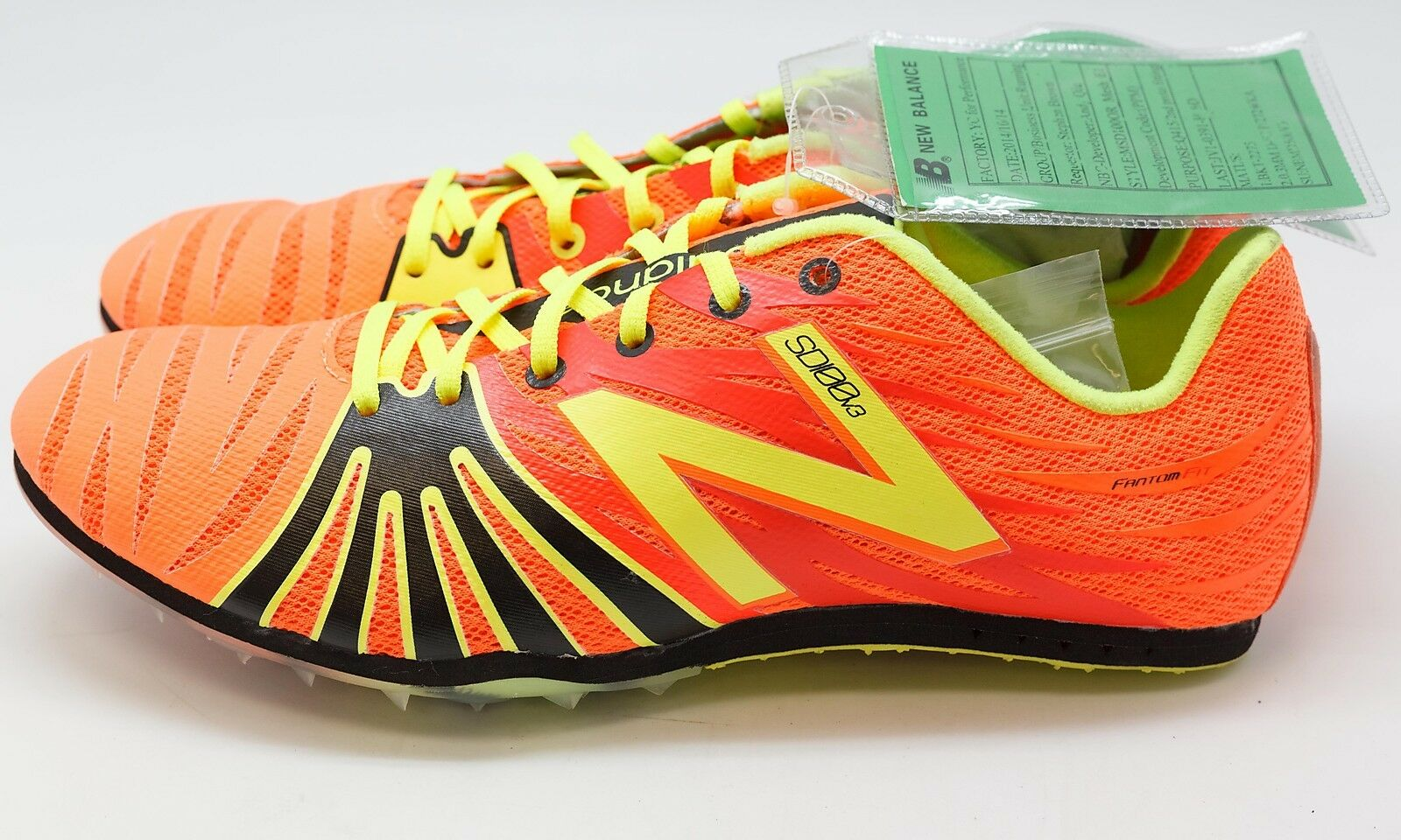 ProssoOTYPE NEW NEW NEW BALANCE SD100v3 Dimensione 9 TRACK &FIELD SPRINTING SILENT HUNTE TC5 95e3d1