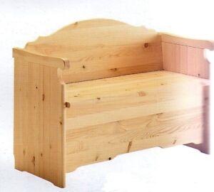 Cassapanca baule arte povera legno biancheria cassapanche for Baule cassapanca ikea