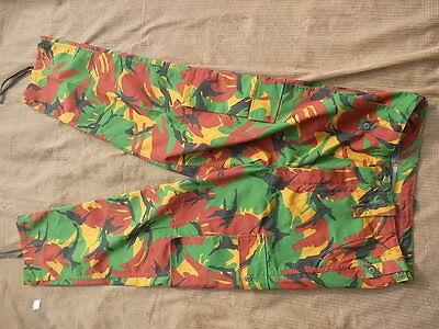 DRAGON old type FALKLANDS DPM JUNGLE TROPICAL COMBAT trousers PARA SAS 85/88/104