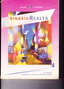 Binario Realtà Di Mario Amulfi - 2007 - Il Capitello