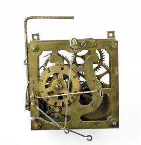 Uhrwerk-alt-PHS-Ersatzteil-f-Kuckucksuhr-Schwarzwalduhr-Uhr-cuckoo-clock