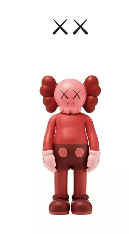 Kaws companion Blaush Open Edition Sold Out Free Shipping
