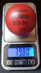Minigolfball-Wagner-exquisit-Kombi-80-30-bespielt-markiert-Top-Zustand-Text